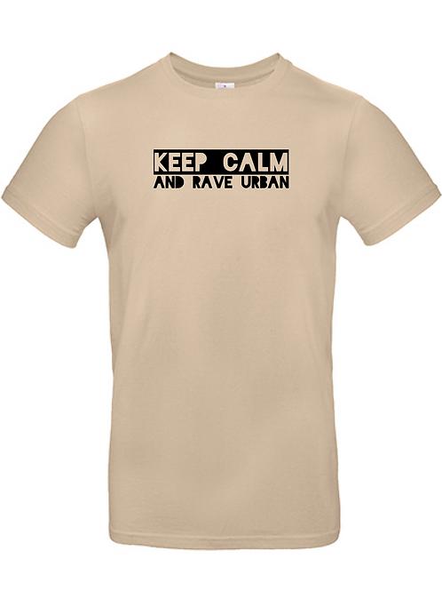 T-Shirt / Keep Calm and Rave Urban