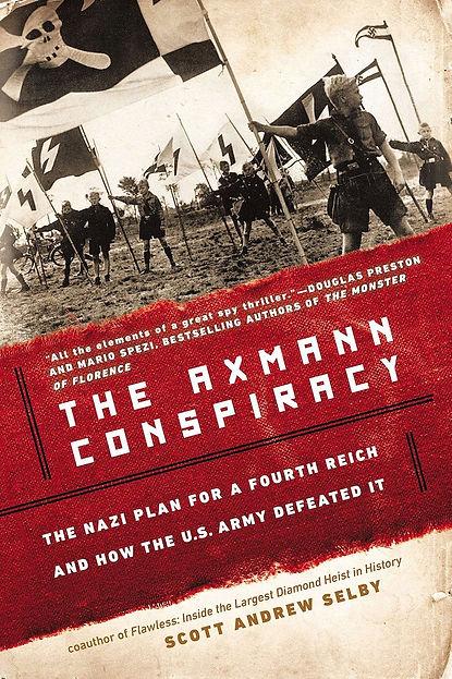 Axmann Conspiracy Book Cover.