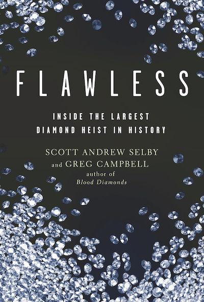 Antwerp Diamond Heist Flawless