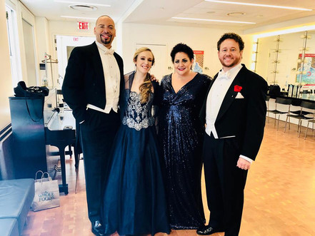 Carnegie Hall colleagues