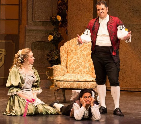 Susanna in Nozze di Figaro