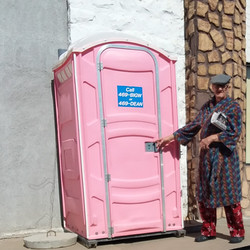Don Herman and the Porta Potty2