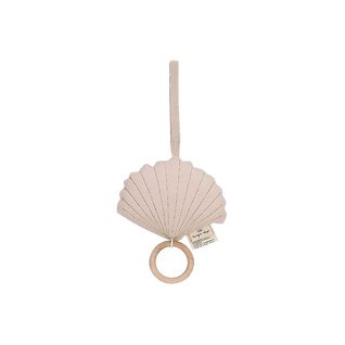 mobile-musical-coquillage-rose-konges-sl