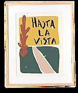 2.Poster-Hasta la vista_Mathilde Cabanas