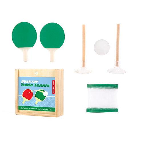 Mini Ping-Pong de table