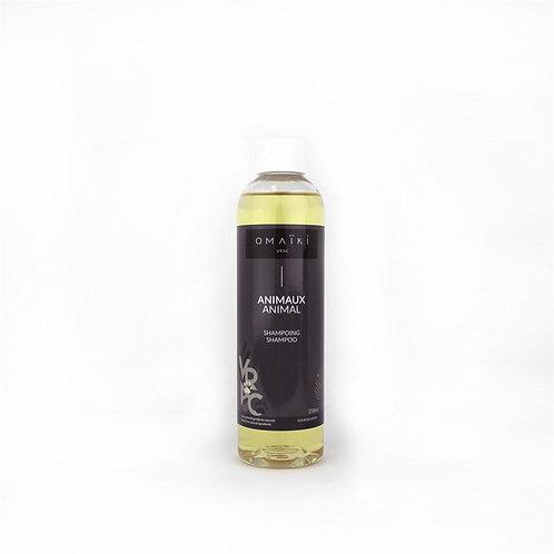 Shampoing pour animaux - Fleur de Coton - Omaïki