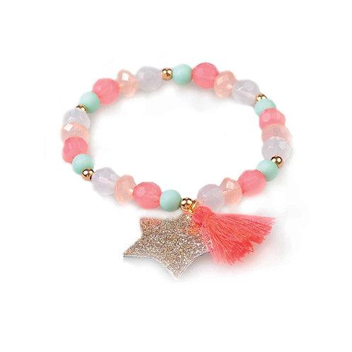 Bracelet étoile filante