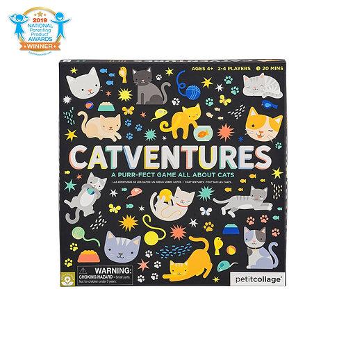 Jeu «Chatventures» (Aventures de chats): tout sur les chats