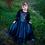 Thumbnail: Robe et bandeau de sorcière de minuit Luna