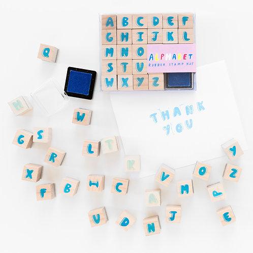 Étampes alphabet