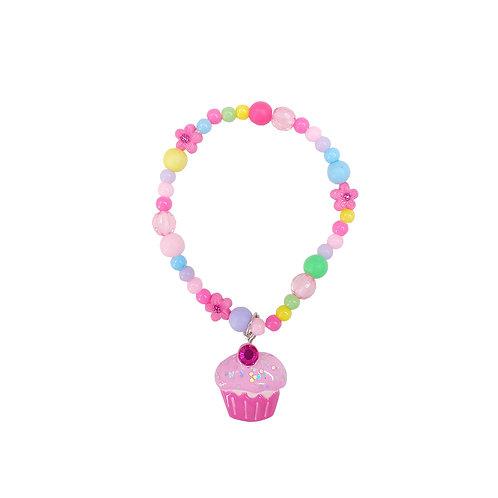 Bracelet 'cupcake'
