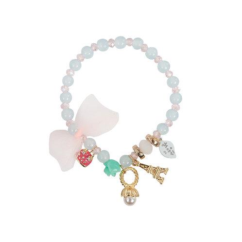 Bracelet à breloques de Paris