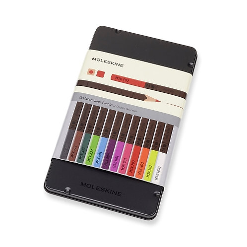 12 crayons Aquarelle - Naturally Smart