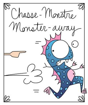 Chasse-Monstre de la Savonnerie Saponaria