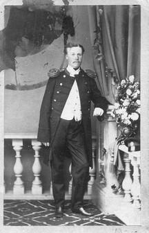 Kapteeni Gestrin oli kotoisin Hartolan pitäjästä, Kirkkolan kartanosta.