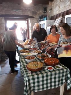 Sunday Lunch Buffet