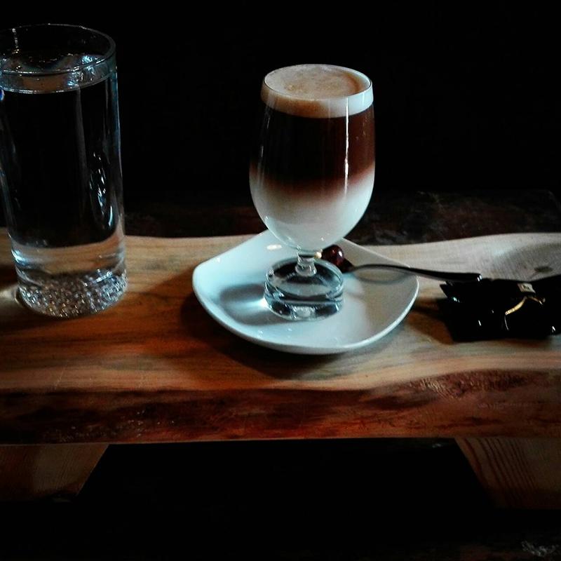 Latte Nespresso