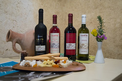 Lagria Winery labels