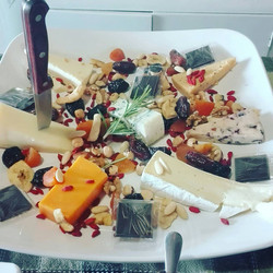 Wine Tasting platter