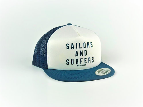 Sailors and Surfers Snapback