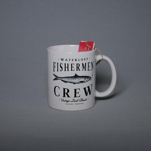 Fishermen Crew Fish Ceramic mug