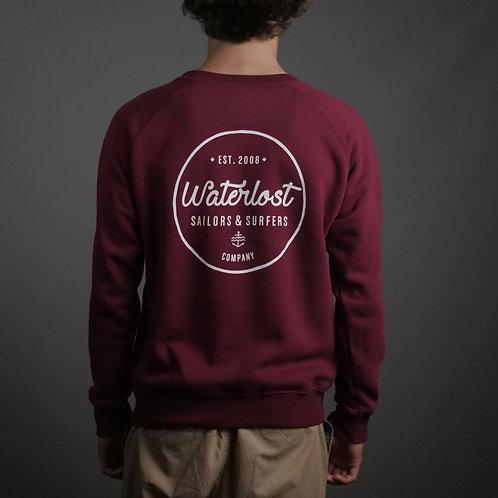 Waterlost Classic Logo crewneck