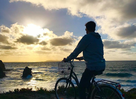 Rent a bike in Peniche and Discover the City hidden spots