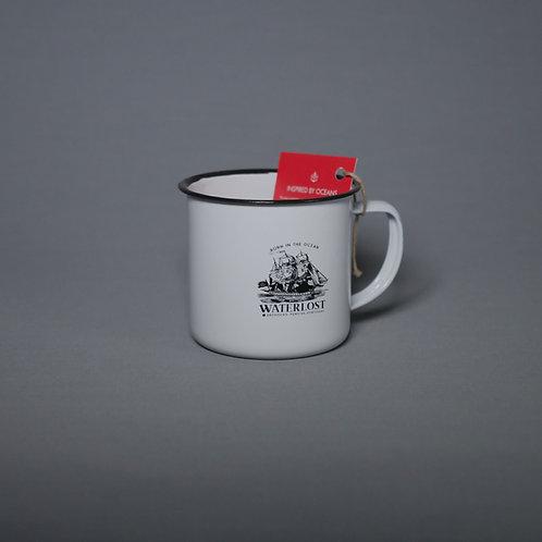 Mother Ship Metal Mug