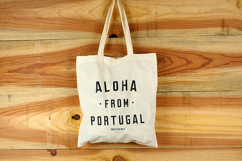 Aloha From Portugal Tote bag