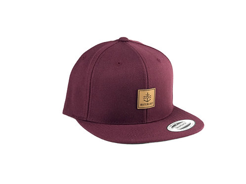 Square Anchor Snapback