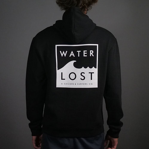 Square Surfers Wave hoodie