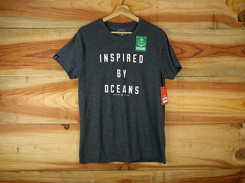 Inspired by Oceans Heather Tee