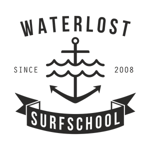 Waterlost Surfschool logo