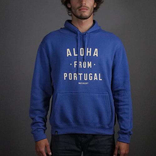 Aloha From Portugal Hoodie