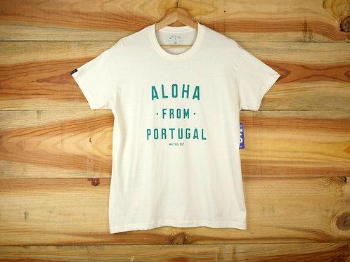 Aloha From Portugal tee