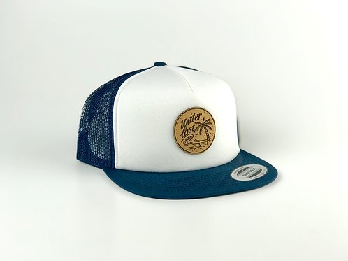 Palm Tree Foam Trucker Snapback