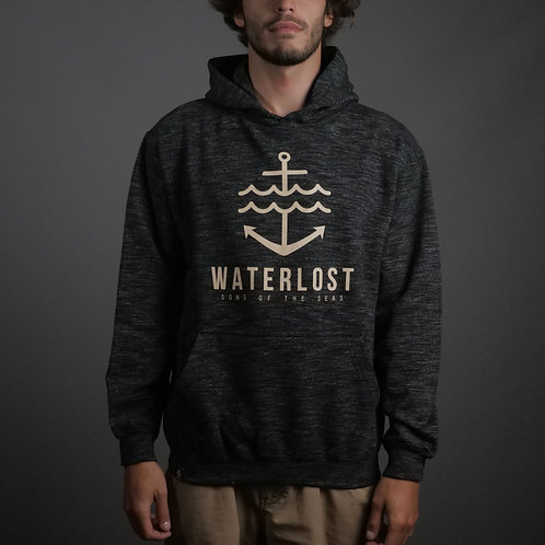 Waterlost Classic Anchor Hoodie