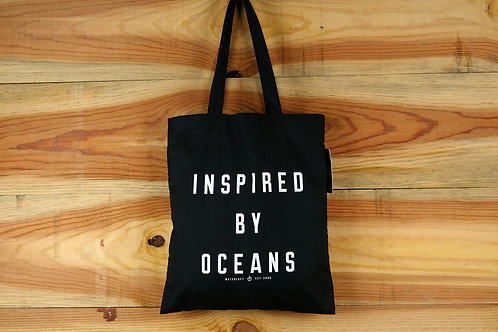 Inspired By Oceans Tote bag