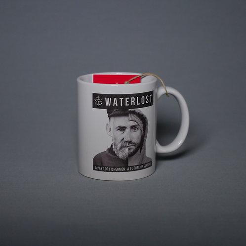 Faces Generation Waterlost Ceramic mug