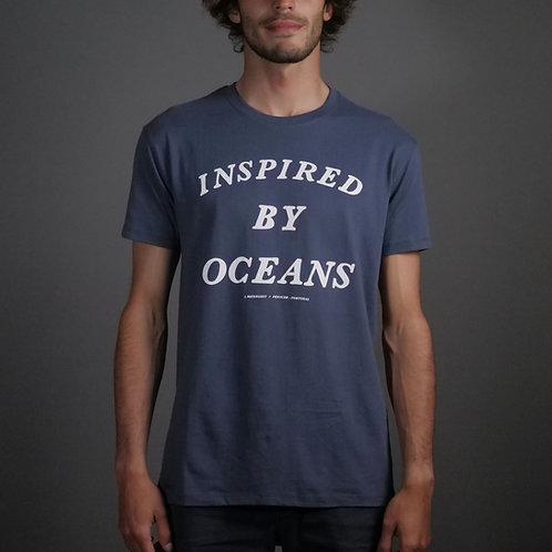 Inspired by Oceans Tee