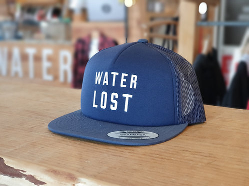 Waterlost Claim Snapback Trucker