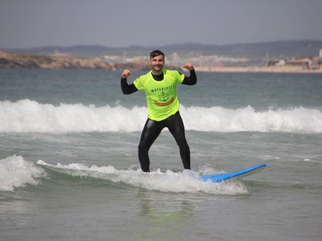The best surfschool in Peniche? Check.