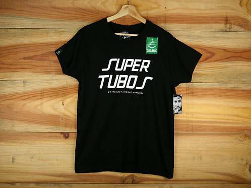 Waterlost Supertubos Peniche tee