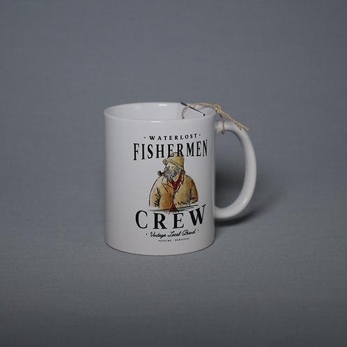 Fishermen Crew Old dog Ceramic mug