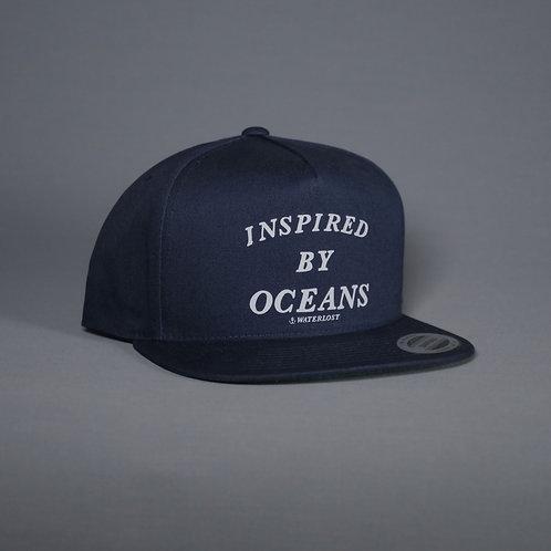 Inspired by Oceans Snapback