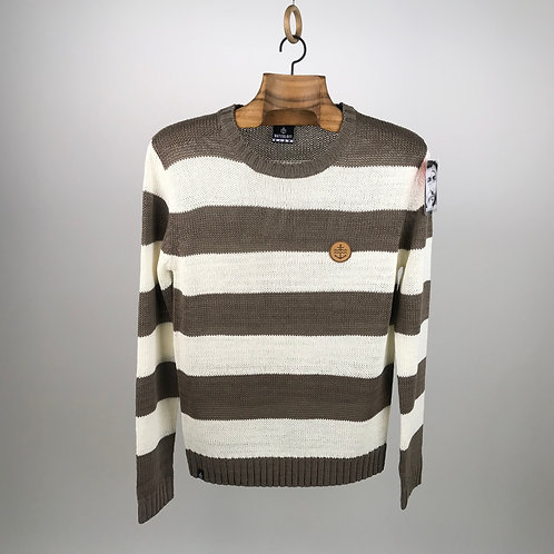 Pirate Khaki Bone knit sweater