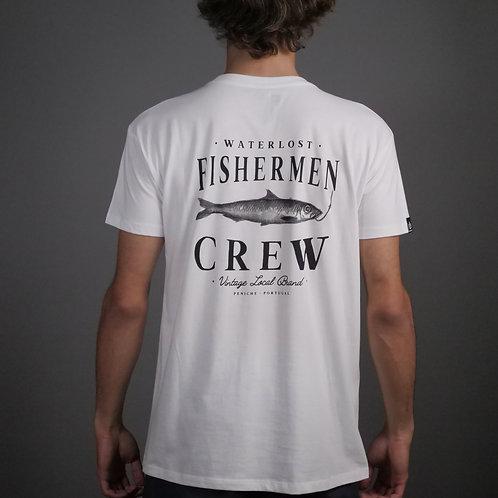Fishermen Crew Fish x Akira Nico Tee