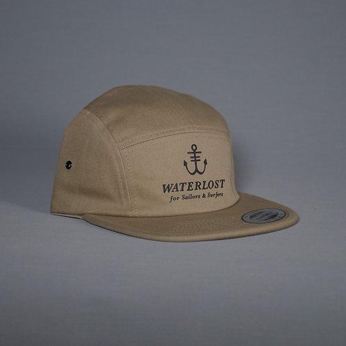 Antique Anchor 5 panel hat