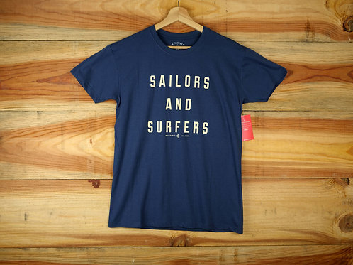 Sailors and Surfers tee
