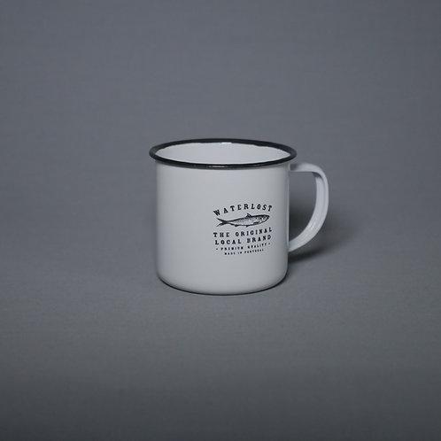 Waterlost Local Brand Metal Mug